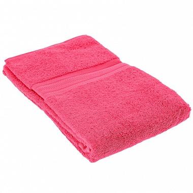 Drap de bain luxury rose indien Sensei