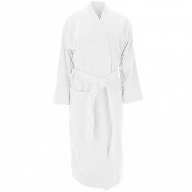 Peignoir kimono Luxury blanc Sensei