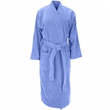 Peignoir kimono Luxury lavande Sensei