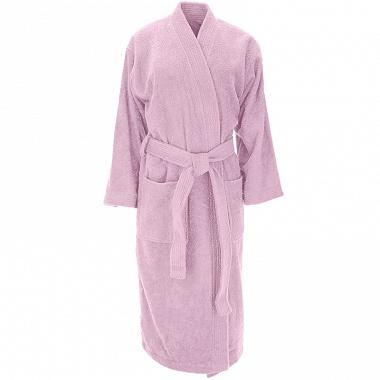 Peignoir kimono Luxury parme Sensei