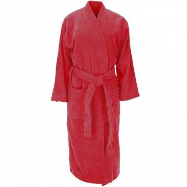 Peignoir kimono Luxury rubis Sensei