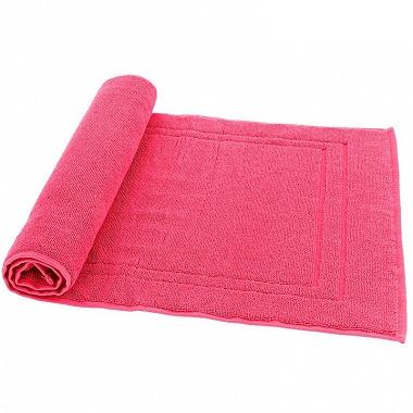 Tapis de bain Luxury rose indien Sensei