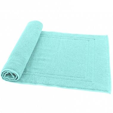 Tapis de bain Luxury turquoise Sensei