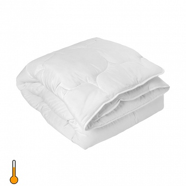 Couette Olympe Microfibre 300gr/m² toison d'or