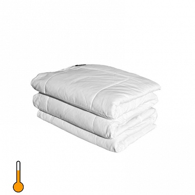 Couette Silkydor 100% Soie 380gr/m² toison d'or
