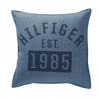 Coussin 1985 Tommy Hilfiger