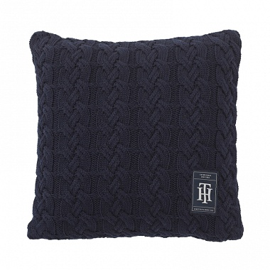 Coussin Bowling Navy Tommy Hilfiger