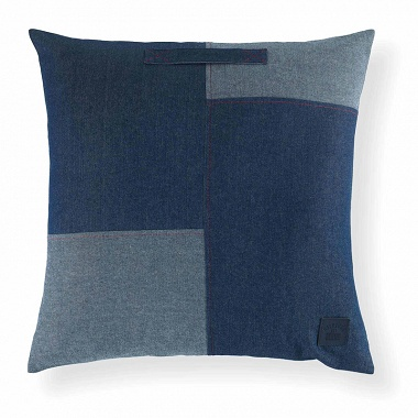 Housse de cous­sin Patch Denim Tommy Hilfi­ger