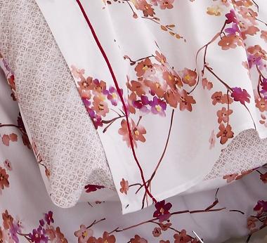 Drap plat Blossom rose Tradilinge