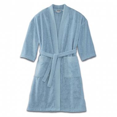 Peignoir kimono Acier Tradition des Vosges