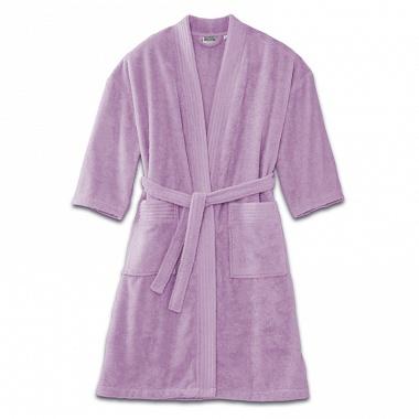 Peignoir kimono Lilas Tradition des Vosges