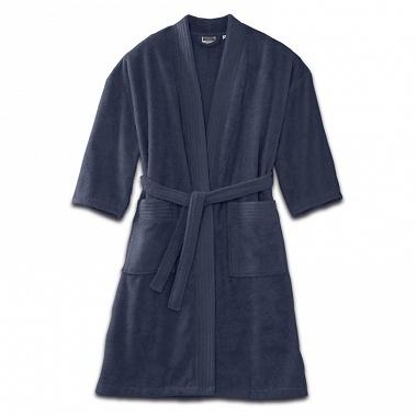 Peignoir kimono Marine Tradition des Vosges