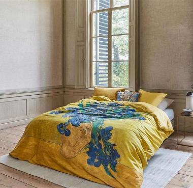 Parure de couette les Iris Van Gogh